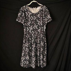 Lularoe Amelia Dress XL🥰